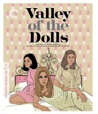 Valley of the Dolls Blu-ray Disc Criterion Collection 2016 Sharon Tate Duke New