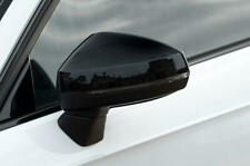 AUDI A3 Mirror Caps/Cover Black S3 RS3 8V 2013-2019