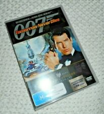 "007. Tomorrow Never Dies. ultimate 2 disc edition. ""New, Sealed"""