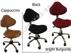 Spa Chair Pedicure Manicure Hair Salon / Technician / Facial / Dentist Stool