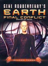 Earth - Final Conflict - Season 3 (Bilingual)  New DVD