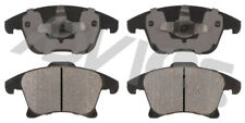 Disc Brake Pad Set-Ultra-premium Oe Replacement Front ADVICS AD1653