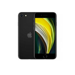BRAND NEW SEALED Apple iPhone SE(2020) 128GB Unlocked - Black (Australian Stock)