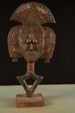 9195 Afrikanische Alte Kota Reliquar Figur Gabun  Afrika