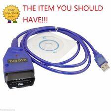 A05 OBD2 USB VAG-COM KKL 409.1 Cable Scanner Tool Audi VW SEAT Volkswagen Auto
