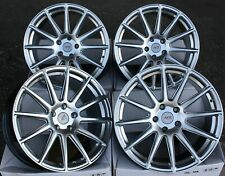 "Alloy Wheels 18"" Fit Cadillac Cts Sts Ats Chevrolet Captiva Cruze 18"" AYR 02 HS"