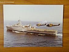 OFFICIAL US Navy Amphibious Transport Dock Ship Photo 7.5x10 LPD-6 USS Duluth
