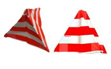 Faltsignal Baustelle Absicherung Warndreieck Pyramide 44 cm TRIOPAN Leuchtfarben