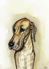 Great Dane  Art Dog Print