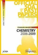 Chemistry Credit (Standard Grade) SQA Past Papers 2009, Scottish Qualifications