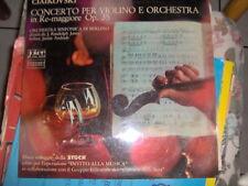 LP STOCK 84 TRIESTE PROMO F.C. INVITO ALLA MUSICA CORRIERE DELLA SERA EX++