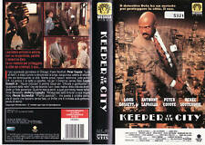 KEEPER OF THE CITY (1992) VHS