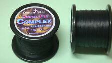 500m super PE complex braid fishing line(40lb 0.26mm)