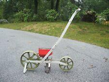 Vintage Sears Roebuck & Co.  2 Wheel Seed Planter Use or Farmhouse Decor