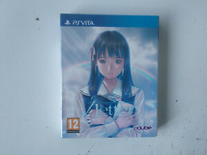 Root Letter limited edition collector Playstation Vita PSVITA FR (artbook) NEW