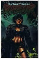 RAZOR #1 (Vol2),  NM, Femme Fatale, Everette Hartsoe, 1996, more indies in store
