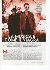 SP8 Clipping-Ritaglio 2013 Dave Gahan Depeche Mode La musica è come il..