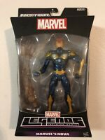 "NEW 2013 HASBRO MARVEL LEGENDS INFINITE SERIES NOVA 6"" ACTION FIGURE BAF GROOT!"