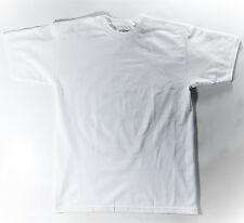 ORION LOGO t-shirt WHITE/ WHITE - MEDIUM skateboard T-SHIRT -100% COTTON TAGLESS