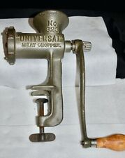 Universal Meat Chopper No. 323 No Box