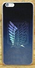 Attack On Titan Scout Regiment Rigid Plastic Case Cover For All Phone Models