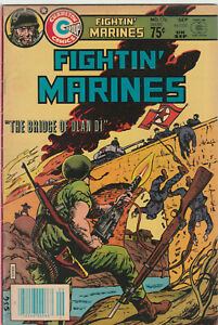 "FIGHTIN' MARINES #176 (1984)...""THE BRIDGE OF OLAN DI"""
