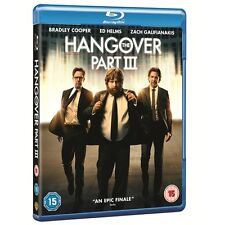 The Hangover : Part 3 - Bradley Cooper, Jamie Chung - New Blu-Ray