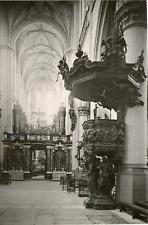 Belgique, Anvers, Vue intérieure de l'église St-Jacques, ca.1901, photoméca