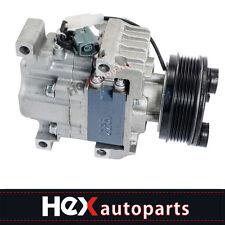 AC A/C Compressor For 2007-2008 Mazda CX-7 L4 2.3L DOHC  Replaces H12A1AL4CX