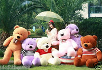 80-200cm Giant Huge Big Teddy Bear Plush Soft Toy Stuffed Animal Valentine Gift