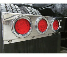 4'' Red Stop, Turn & Tail LED (19 Diodes) Color Lens