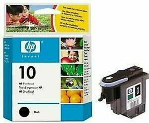Genuine HP10 C4800A Black Printhead