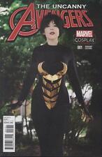 Uncanny Avengers #1 Cosplay Var   NEW!!!