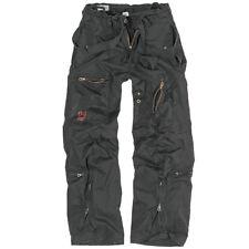 Surplus Men's Trousers Infantry Cargo Men Pants Protection Security S-xxl XL Black