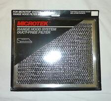 """Broan 41F 8-3/4"""" x 10-1/2"""" x 3/8"""" Microtek System I & II Range Hood Filter NEW!"""