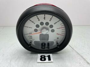 Mini Cooper R56 R55 R57 R58 R59 R60 R61 RPM TACHOMETER GAUGE CLUSTER OEM 9232441