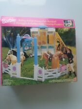 Barbie Riding Stable 1998 New