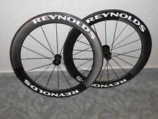 Reynolds SDV 66 t carbon Aero ruedas Shimano dt swiss buje