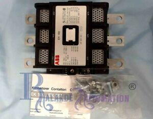 ABB EH160C-32VDC-T Contactor 3 pole 190AMP 600VAC
