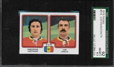 1979 PANINI HOCKEY STICKER CARD ROM ION IONITA IUSTINIAN ROMANIA SGC 8.5 NMT+