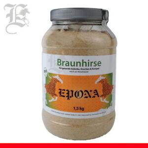 Braunhirse EPONA 1,5 kg BIO, Gelenke, Knorpel, Haare, Haut