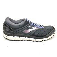Brooks Ariel 18 Running Shoes Womens Size 11 Sneakers 1202711B039 Gray Purple