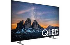 """Samsung Qn55Q80R 2019 55"""" Smart Qled 4K Ultra Hd Tv with Hdr Q Led Qn55Q80Rafxza"""