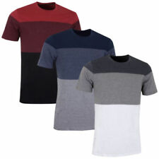Oakley Short Sleeve Striped T-Shirts for Men
