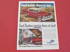 Ford Collectable Print Advertising