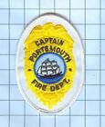 Fire Patch - Portsmouth Captain