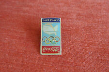 14420 PIN'S PINS JO OLYMPIC WORLDGAMES COCA COLA 1932 LAKE PLACID USA