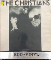 The Christians - self titled vinyl LP - Gatefold sleeve Ex / Vg+ Con 80s