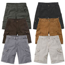Carhartt Mens Ripstop Triple Stitched Nylon Cargo Utility Work Shorts