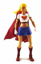 "2006 Mattel DC Super Heroes 6"" SUPERGIRL (Linda Danvers) action figure"